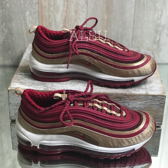 Rose Gold Transforms The New Nike Air Max 97 LX | Upcoming